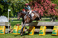 GBR-Vicky Brake rides Lates Eclipse during the Cross Country for the CCI-L 2* Section A. 2021 GBR-Saracen Horse Feeds Houghton International Horse Trials. Hougton Hall. Norfolk. England. Saturday 29 May 2021. Copyright Photo: Libby Law Photography