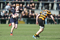 MEDALLION SHILED FINAL | Monday 10th March 2015<br /> <br /> Match action between Wallace HS and RBAI during the 2015 Ulster Schools Medallion Shield Final at the Kingspan Stadium, Ravenhill Park, Belfast.<br /> <br /> Picture credit: John Dickson / DICKSONDIGITAL
