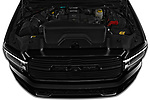 Car stock 2019 Ram Ram-2500  Laramie 4 Door Pick Up engine high angle detail view