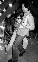 1978 FILE PHOTO<br /> New York City<br /> Gilda Radner Bill Murray at Studio 54<br /> Photo by Adam Scull-PHOTOlink.net