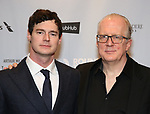 """Benjamin Walker and Tracy Letts attends the Broadway Opening Night After Party for """"All My Sons"""" at The American Airlines Theatre on April 22, 2019  in New York City."""