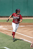 18 May 2007: Stanford Cardinal Alissa Haber during Stanford's 3-0 win against the Cal State Northridge Matadors in the 2007 NCAA Softball Regionals at Boyd & Jill Smith Family Stadium in Stanford, CA.