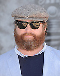 Zach Galifianakis  attends DreamWorks Animation SKG L.A. Premiere of Puss in Boots held at The Regency Village  Theatre in Westwood, California on October 23,2011                                                                               © 2011 DVS / Hollywood Press Agency