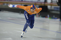SPEEDSKATING: Calgary, The Olympic Oval, 07-02-2020, ISU World Cup Speed Skating, Thomas Krol (NED), ©foto Martin de Jong