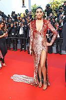 Neelam Gill sur le tapis rouge pour la projection du film THE BEGUILED / LES PROIES lors du soixante-dixième (70ème) Festival du Film à Cannes, Palais des Festivals et des Congres, Cannes, Sud de la France, mercredi 24 mai 2017. Philippe FARJON / VISUAL Press Agency