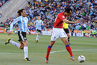 Yeom Ki Hun of Korea Republic misses a great opportunity to equalise