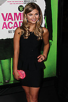 """LOS ANGELES, CA - FEBRUARY 04: Stefanie Scott at the Los Angeles Premiere Of The Weinstein Company's """"Vampire Academy"""" held at Regal Cinemas L.A. Live on February 4, 2014 in Los Angeles, California. (Photo by Xavier Collin/Celebrity Monitor)"""