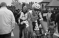 Heistse Pijl 2013<br /> <br /> Kenny Dehaes (BEL) gave it all but had to settle for 2nd in the end