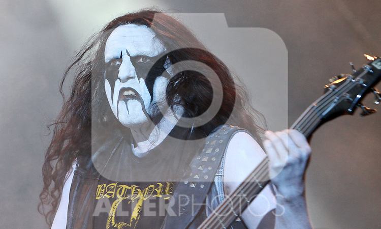 07.08.2010, Wacken Open Air 2010, Wacken, GER, 3.Tag beim 21.Heavy Metal Festival Auftritt der norwegischen Band Immortal, Foto © nph / Kohring