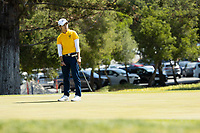 STANFORD, CA - APRIL 23: Tzu-Yi Chang at Stanford Golf Course on April 23, 2021 in Stanford, California.