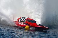 "Tom Thompson, GP-525 ""Fat Chance"" (Grand Prix Hydroplane(s)"