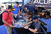 IMSA WeatherTech SportsCar Championship<br /> Motul Petit Le Mans<br /> Road Atlanta, Braselton GA<br /> Friday 6 October 2017<br /> 86, Acura, Acura NSX, GTD, Oswaldo Negri Jr., Jeff Segal, Tom Dyer, 93, Acura, Acura NSX, GTD, Andy Lally, Katherine Legge, Mark Wilkins<br /> World Copyright: Richard Dole<br /> LAT Images<br /> ref: Digital Image RDPLM156