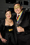 Marjorie and Craig Kovacevich at the 20th San Luis Salute Friday Feb. 05, 2016.(Dave Rossman photo)