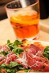 Pizza and Spritzer for lunch in Cannaregio, Venice, Italy