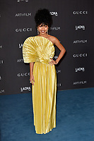 LOS ANGELES, USA. November 03, 2019: Yara Shahidi at the LACMA 2019 Art+Film Gala at the LA County Museum of Art.<br /> Picture: Paul Smith/Featureflash