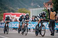 Team Bora-Hansgrohe<br /> <br /> UCI MEN'S TEAM TIME TRIAL<br /> Ötztal to Innsbruck: 62.8 km<br /> <br /> UCI 2018 Road World Championships<br /> Innsbruck - Tirol / Austria