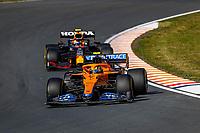 5th September 2021: Circuit Zandvoort, Zandvoort, Netherlands;  4 Lando Norris GBR, McLaren F1 Team, F1 Grand Prix of the Netherlands at Circuit Zandvoort