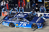 Monster Energy NASCAR Cup Series<br /> Federated Auto Parts 400<br /> Richmond Raceway, Richmond, VA USA<br /> Saturday 9 September 2017<br /> Martin Truex Jr, Furniture Row Racing, Auto-Owners Insurance Toyota Camry<br /> World Copyright: Nigel Kinrade<br /> LAT Images