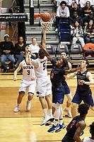 SAN ANTONIO, TX - JANUARY 20, 2018: The University of Texas at San Antonio Roadrunners defeat the University of Texas at El Paso Miners 65-61 at the UTSA Convocation Center. (Photo by Jeff Huehn)