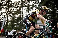 Steven Kruijswijk (NED/Jumbo-Visma) up the Col de Porte (final climb to the finish)<br /> <br /> Stage 2: Vienne to Col de Porte (135km)<br /> 72st Critérium du Dauphiné 2020 (2.UWT)<br /> <br /> ©kramon