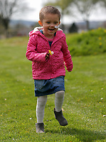 "COPY BY TOM BEDFORD<br /> Pictured: Mia Chambers running <br /> Re: One of Britain's poorest towns is raising £100,000 to send a little girl to America because the lifesaving drugs she needs are not available on the NHS.<br /> Brave Mia Chambers, five, is in remission after having an ovary and kidney removed due to neuroblastoma, a rare and aggressive type of cancer.<br /> Doctors have told her parents Josh and Kirsty there is a 50 per cent chance of the cancer returning without the specialist drugs.<br /> Josh, 28, said: ""That's not a chance we are prepared to take - the odds are too high.<br /> ""We researched it on the internet and found children in the US are beating this terrible illness.<br /> ""Doctors there are willing to treat her but it will cost more money than we have.""<br /> The couple's plight has touched the hearts of people in their home town of Merthyr Tydfil, South Wales, and money has begun pouring in.         <br /> Mia had chemotherapy on the Rainbow ward at the Noah's Ark Children's Hospital for Wales where nurses nicknamed her the Rainbow Warrior because of her fighting spirit."