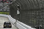 NASCAR Camping World Truck Series <br /> Texas Roadhouse 200<br /> Martinsville Speedway, Martinsville VA USA<br /> Saturday 28 October 2017<br /> Noah Gragson, Switch Toyota Tundra celebrates the win by climbing fence<br /> World Copyright: Scott R LePage<br /> LAT Images<br /> ref: Digital Image lepage-171028-mart-4482