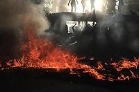 Santiago,Chile, 13/03/2020 - Protesto-Constituinte - Milhares de manifestantes se reunem para protestar por seus direitos na votacao do novo plebiscito, praca Italia (Dignidad) centro de Santiago no Chile nesta sexta-feira (13). (Foto: Ellan Lustosa/Codigo 19/Codigo 19)
