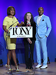 The 73rd Annual Tony Awards Nominations Announcement
