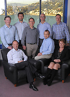 130709 NZ Post Group Leadership Team