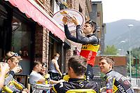 2021 Tour de France 2021 Rest Day Jul 12th