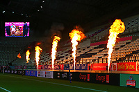 Illustration during the Top 14 match between Stade Francais and Aviron Bayonnais at Stade Jean Bouin on October 02, 2020 in Paris, France. (Photo by Elliott Chouraqui/Icon Sport) - Stade Jean Bouin - Paris (France)