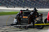 2017 Camping World Truck - NextEra Energy Resources 250<br /> Daytona International Speedway, Daytona Beach, FL USA<br /> Friday 24 February 2017<br /> Christopher Bell pit stop<br /> World Copyright: Barry Cantrell/LAT Images<br /> ref: Digital Image 17DAY2bc2113