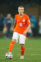 Jordy Clasie of the Netherlands