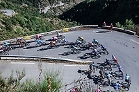 Col de Turini descent<br /> <br /> 107th Tour de France 2020 (2.UWT)<br /> (the 'postponed edition' held in september)<br /> Stage 2 from Nice to Nice 186km<br /> ©kramon