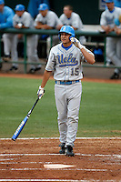Justin Uribe - UCLA Bruins playing against the Arizona State Sun Devils  at Packard Stadium, Tempe, AZ - 05/22/2009.Photo by:  Bill Mitchell/Four Seam Images
