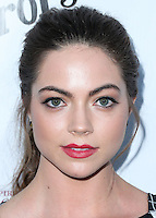 BEVERLY HILLS, CA, USA - SEPTEMBER 13: Caitlin Carver arrives at the Brent Shapiro Foundation For Alcohol And Drug Awareness' Annual 'Summer Spectacular Under The Stars' 2014 held at a Private Residence on September 13, 2014 in Beverly Hills, California, United States. (Photo by Xavier Collin/Celebrity Monitor)