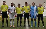 Nejmah vs Riffa during the 2015 AFC Cup 2015 Group D match on April 15, 2015 at the Saida Municipal Stadium in Saida, Lebanon. Photo by Adnan Hajj / World Sport Group