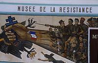 Europe/France/Rhône-Alpes/26/Drôme/Vassieux : Musée de la Résistance