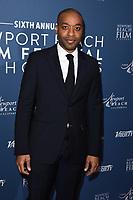 Chiwetel Eijofor<br /> arriving for the Newport Beach Film Festival UK Honours 2020, London.<br /> <br /> ©Ash Knotek  D3551 29/01/2020