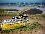Boats, Felixstowe Ferry, Suffolk, UK