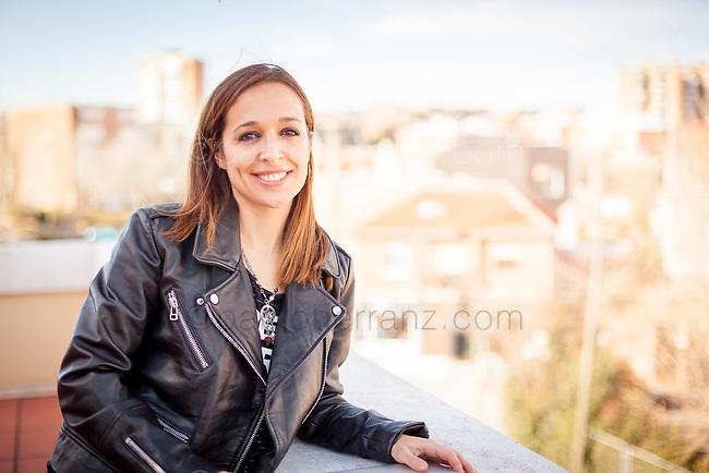 "Sesión de fotos con Carla Varona de ""Sin Anestesia"" en sus oficinas de Madrid, para Mother Tongue/Google."