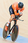 Dion Deukeboom of the Netherlands team competes in the Men's Individual Pursuit - Qualifying as part of the 2017 UCI Track Cycling World Championships on 14 April 2017, in Hong Kong Velodrome, Hong Kong, China. Photo by Chris Wong / Power Sport Images