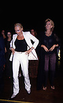 PAOLA BARALE ED ENRICA BONACCORTI<br /> FESTA PER I 60 ANNI DI MAURIZIO COSTANZO<br /> MANEGGIO DI GIANNELLA  1998