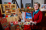 Helen O'Carroll, Curator of the Kerry County Museum at their Tales from the Festive Hall theme on Saturday.