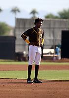 Ismael Mena - 2020 AIL Padres (Bill Mitchell)