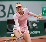 Maria Sharapova (Rus) defeats Ksenia Pervak (Rus) 6-1, 6-2