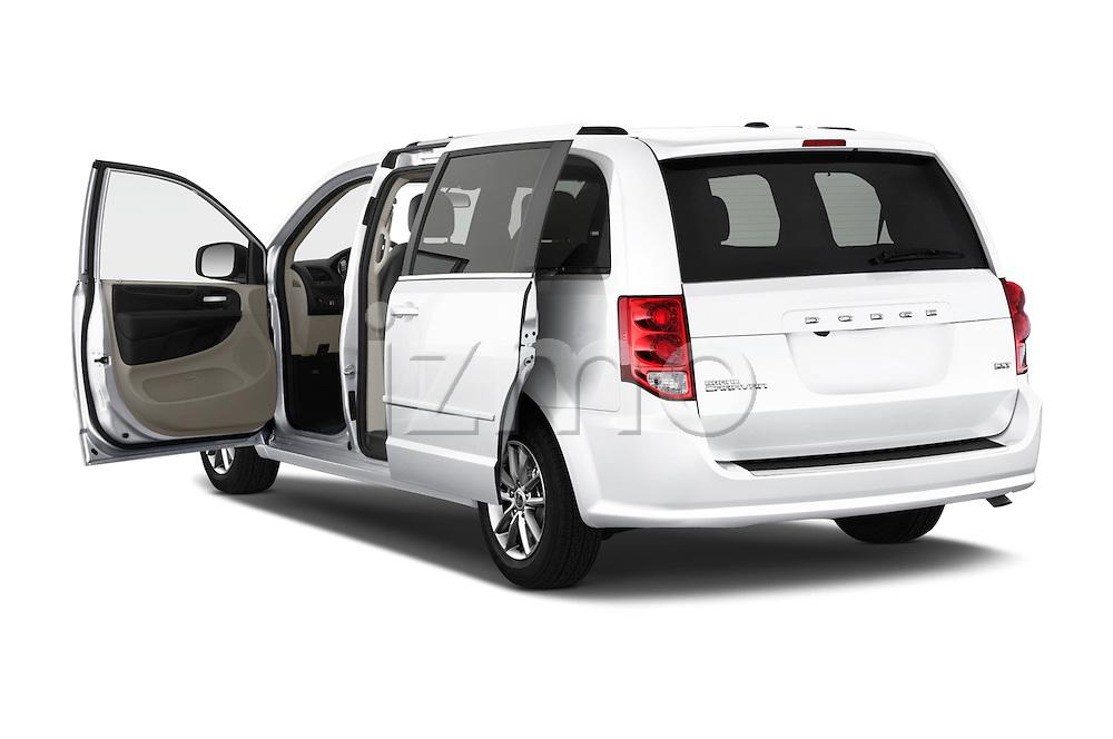 Car images of2015 Dodge Grand Caravan SXT PLUS 5 Door Minivan Doors