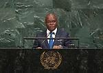 72 General Debate – 22 September <br /> <br /> Benin
