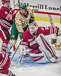 2014-11-25 NCAA: UMass Amherst at Vermont Men's Hockey
