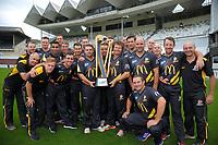 170327 Cricket - Wellington Firebirds Team Photo